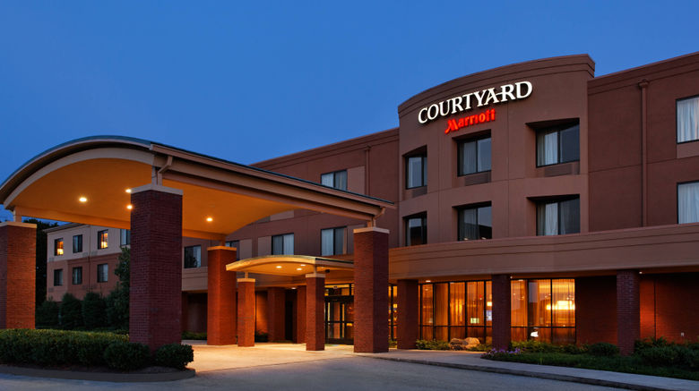 """Courtyard Knoxville Airport Alcoa Exterior. Images powered by <a href=""""http://www.leonardo.com"""" target=""""_blank"""" rel=""""noopener"""">Leonardo</a>."""