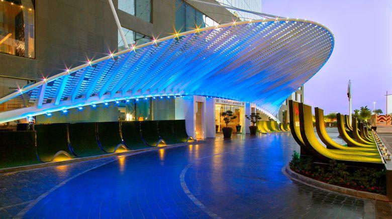 "W Doha Exterior. Images powered by <a href=""http://www.leonardo.com"" target=""_blank"" rel=""noopener"">Leonardo</a>."
