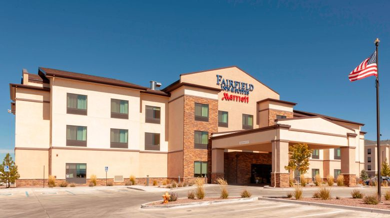 "Fairfield Inn  and  Suites Alamosa Exterior. Images powered by <a href=""http://www.leonardo.com"" target=""_blank"" rel=""noopener"">Leonardo</a>."