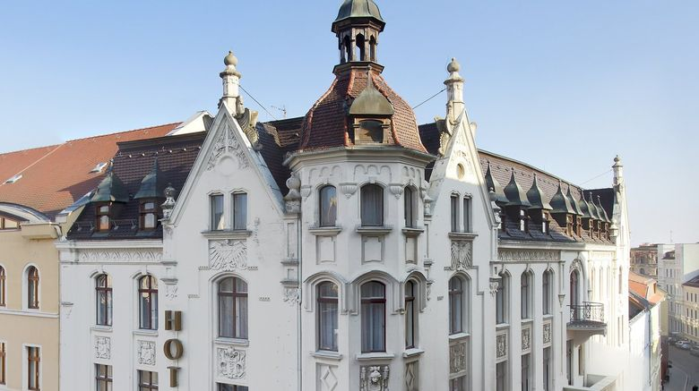 "Akzent Hotel Am Goldenen Strauss Exterior. Images powered by <a href=""http://www.leonardo.com"" target=""_blank"" rel=""noopener"">Leonardo</a>."
