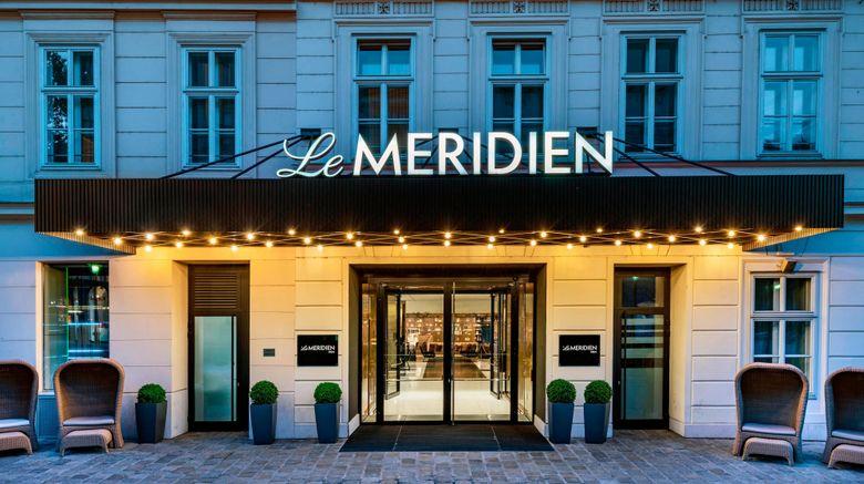 "Le Meridien Vienna Exterior. Images powered by <a href=""http://www.leonardo.com"" target=""_blank"" rel=""noopener"">Leonardo</a>."