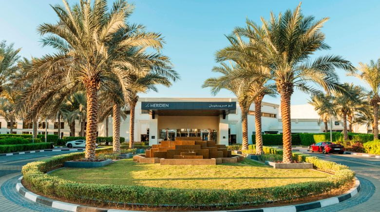 """Le Meridien Dubai Hotel  and  Conference Ctr Exterior. Images powered by <a href=""""http://www.leonardo.com"""" target=""""_blank"""" rel=""""noopener"""">Leonardo</a>."""