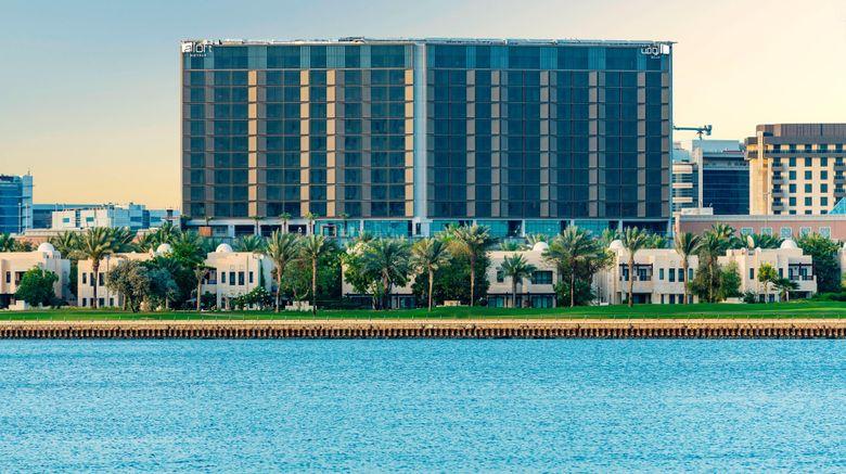 """Aloft City Centre Deira, Dubai Exterior. Images powered by <a href=""""http://www.leonardo.com"""" target=""""_blank"""" rel=""""noopener"""">Leonardo</a>."""