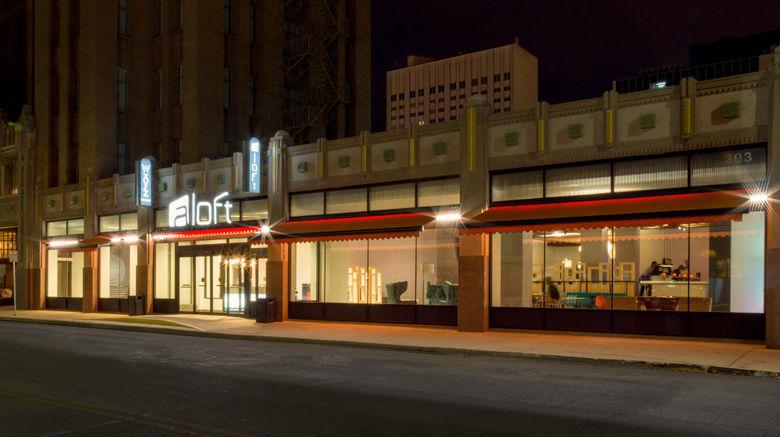 "Aloft El Paso Downtown Exterior. Images powered by <a href=""http://www.leonardo.com"" target=""_blank"" rel=""noopener"">Leonardo</a>."