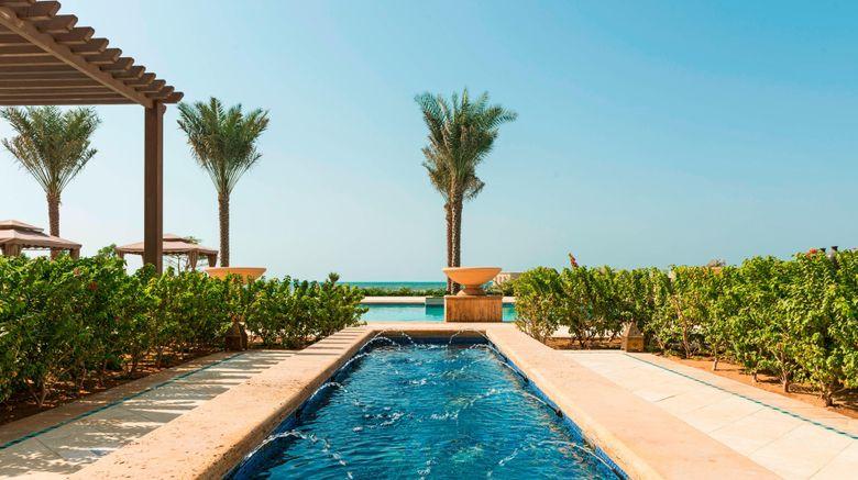 "Ajman Saray, A Luxury Collection Resort Exterior. Images powered by <a href=""http://www.leonardo.com"" target=""_blank"" rel=""noopener"">Leonardo</a>."