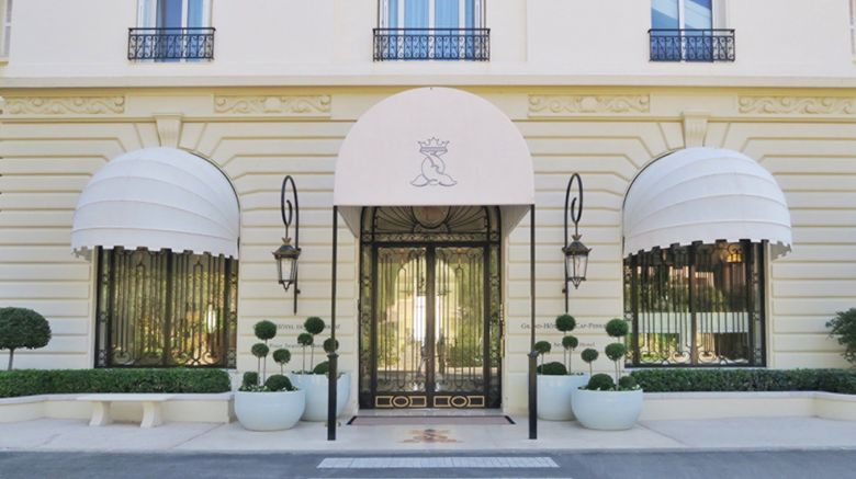 "Grand-Hotel du Cap-Ferrat, Four Seasons Exterior. Images powered by <a href=""http://www.leonardo.com"" target=""_blank"" rel=""noopener"">Leonardo</a>."