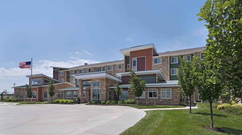 """Residence Inn Omaha West Exterior. Images powered by <a href=""""http://www.leonardo.com"""" target=""""_blank"""" rel=""""noopener"""">Leonardo</a>."""