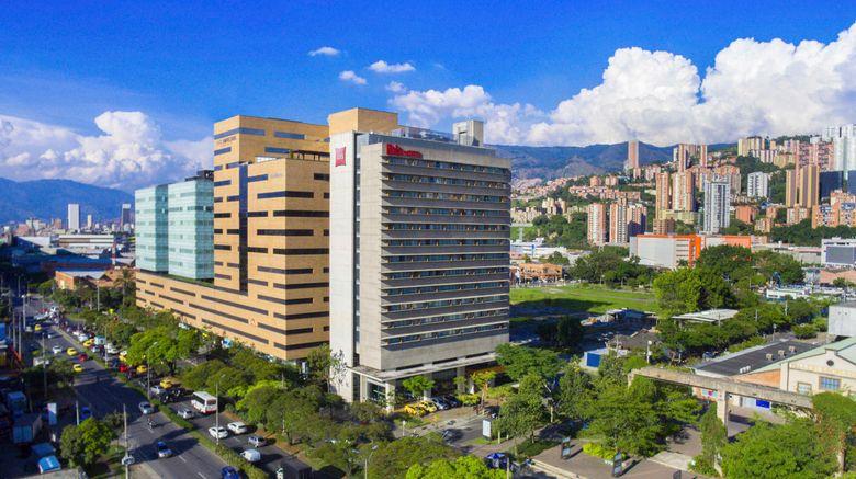 "Ibis Medellin Exterior. Images powered by <a href=""http://www.leonardo.com"" target=""_blank"" rel=""noopener"">Leonardo</a>."