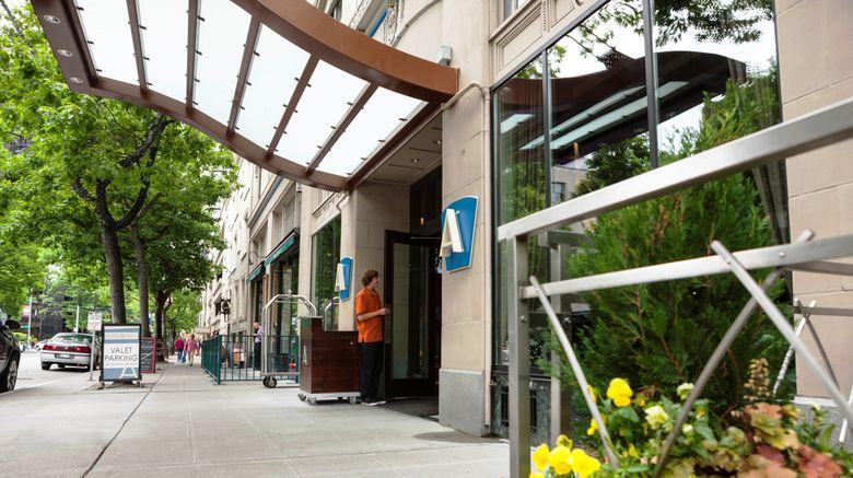 "Hotel Andra Exterior. Images powered by <a href=""http://www.leonardo.com"" target=""_blank"" rel=""noopener"">Leonardo</a>."