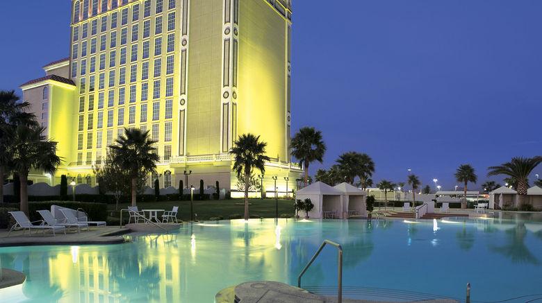 "Sunset Station Hotel  and  Casino Exterior. Images powered by <a href=""http://www.leonardo.com"" target=""_blank"" rel=""noopener"">Leonardo</a>."