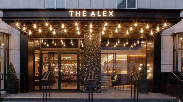 """The Alex Exterior. Images powered by <a href=""""http://www.leonardo.com"""" target=""""_blank"""" rel=""""noopener"""">Leonardo</a>."""