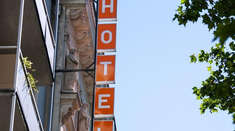 """Hotel CAPRI Exterior. Images powered by <a href=""""http://www.leonardo.com"""" target=""""_blank"""" rel=""""noopener"""">Leonardo</a>."""