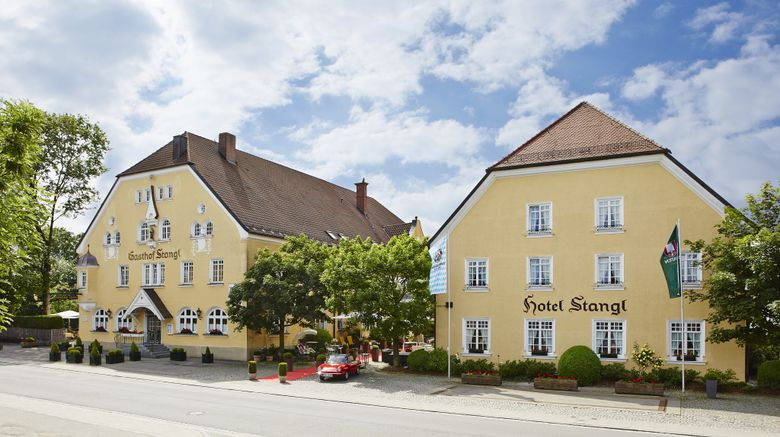 "Hotel Gutsgasthof Stangl Exterior. Images powered by <a href=""http://www.leonardo.com"" target=""_blank"" rel=""noopener"">Leonardo</a>."