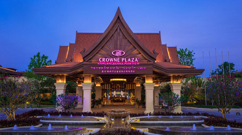 "Crowne Plaza Resort Xishuangbanna Parkvi Exterior. Images powered by <a href=""http://www.leonardo.com"" target=""_blank"" rel=""noopener"">Leonardo</a>."