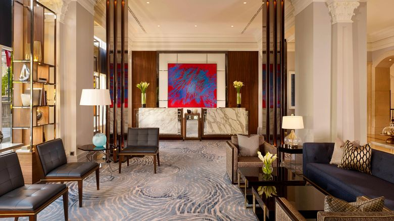"The Ritz-Carlton, Budapest Lobby. Images powered by <a href=""http://www.leonardo.com"" target=""_blank"" rel=""noopener"">Leonardo</a>."