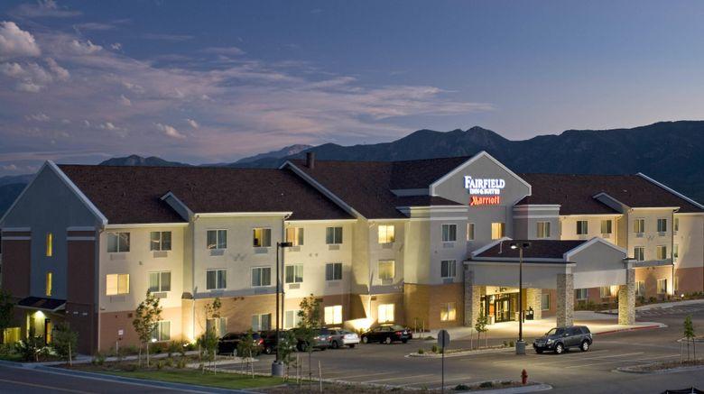 "Fairfield Inn  and  Suites Colorado Springs Exterior. Images powered by <a href=""http://www.leonardo.com"" target=""_blank"" rel=""noopener"">Leonardo</a>."