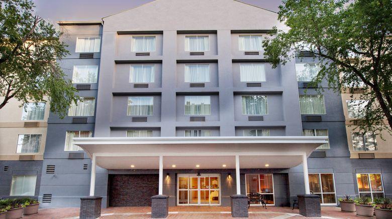 "Fairfield Inn  and  Suites Atlanta Buckhead Exterior. Images powered by <a href=""http://www.leonardo.com"" target=""_blank"" rel=""noopener"">Leonardo</a>."