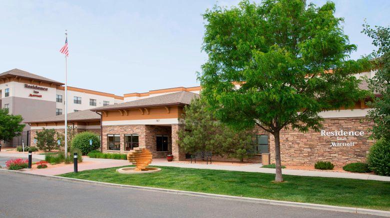 """Residence Inn Grand Junction Exterior. Images powered by <a href=""""http://www.leonardo.com"""" target=""""_blank"""" rel=""""noopener"""">Leonardo</a>."""