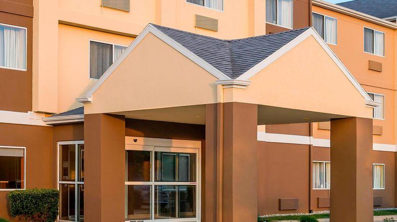 "Fairfield Inn  and  Suites Ashland Exterior. Images powered by <a href=""http://www.leonardo.com"" target=""_blank"" rel=""noopener"">Leonardo</a>."