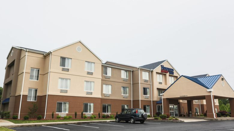 "Fairfield Inn by Marriott Corbin Exterior. Images powered by <a href=""http://www.leonardo.com"" target=""_blank"" rel=""noopener"">Leonardo</a>."