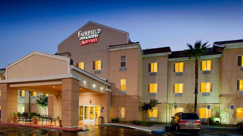 "Fairfield Inn  and  Suites San Bernardino Exterior. Images powered by <a href=""http://www.leonardo.com"" target=""_blank"" rel=""noopener"">Leonardo</a>."