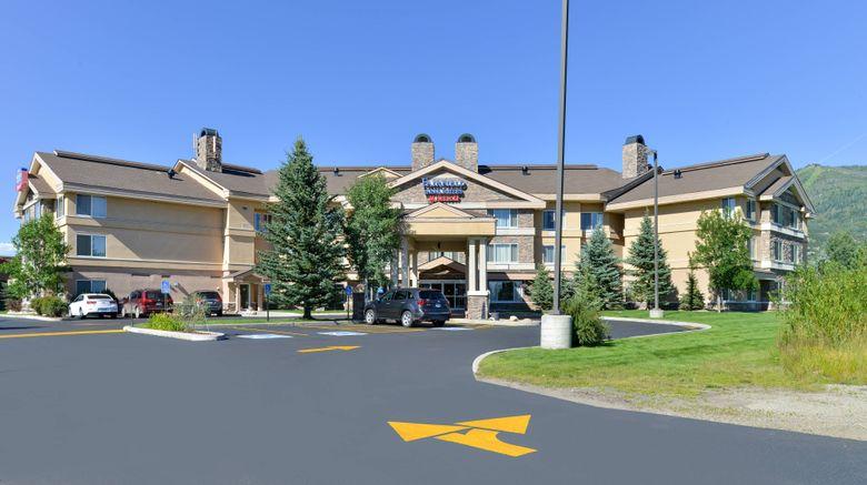 "Fairfield Inn  and  Suites Steamboat Springs Exterior. Images powered by <a href=""http://www.leonardo.com"" target=""_blank"" rel=""noopener"">Leonardo</a>."