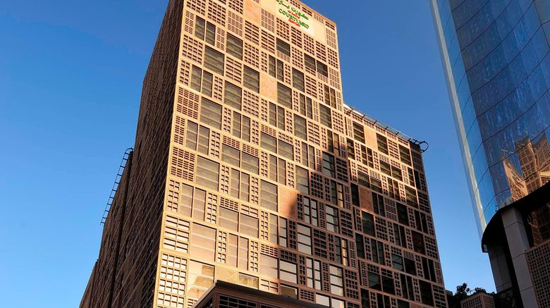 "Courtyard World Trade Center, Abu Dhabi Exterior. Images powered by <a href=""http://www.leonardo.com"" target=""_blank"" rel=""noopener"">Leonardo</a>."