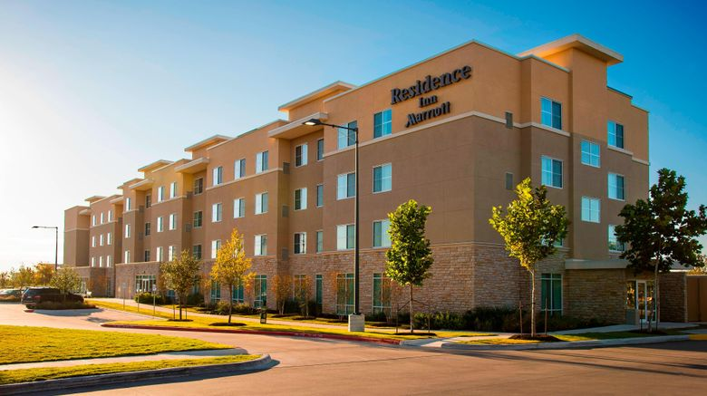 """Residence Inn Austin-University Area Exterior. Images powered by <a href=""""http://www.leonardo.com"""" target=""""_blank"""" rel=""""noopener"""">Leonardo</a>."""
