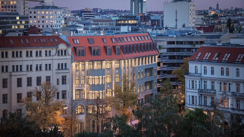 "Hotel Am Steinplatz Autograph Collection Exterior. Images powered by <a href=""http://www.leonardo.com"" target=""_blank"" rel=""noopener"">Leonardo</a>."