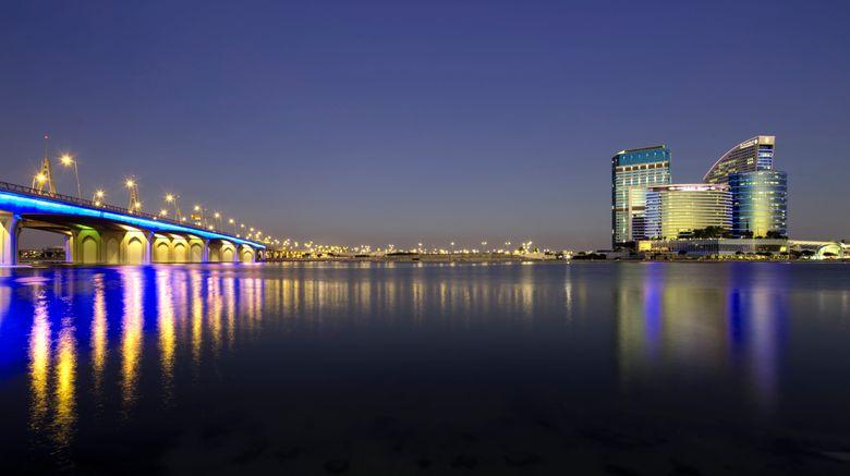 "InterContinental Hotel-Festival City Exterior. Images powered by <a href=""http://www.leonardo.com"" target=""_blank"" rel=""noopener"">Leonardo</a>."