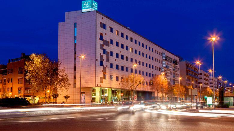 """AC Cordoba Hotel Exterior. Images powered by <a href=""""http://www.leonardo.com"""" target=""""_blank"""" rel=""""noopener"""">Leonardo</a>."""