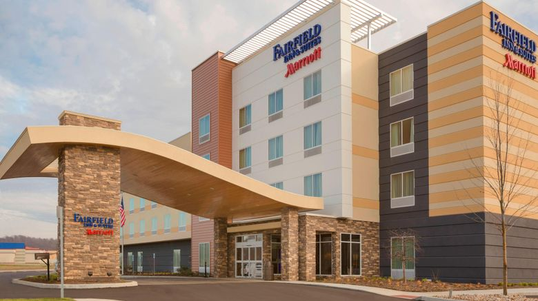 """Fairfield Inn  and  Suites PIT Airport Exterior. Images powered by <a href=""""http://www.leonardo.com"""" target=""""_blank"""" rel=""""noopener"""">Leonardo</a>."""
