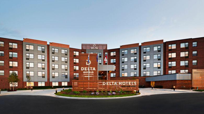 "Delta Hotels Dartmouth Exterior. Images powered by <a href=""http://www.leonardo.com"" target=""_blank"" rel=""noopener"">Leonardo</a>."