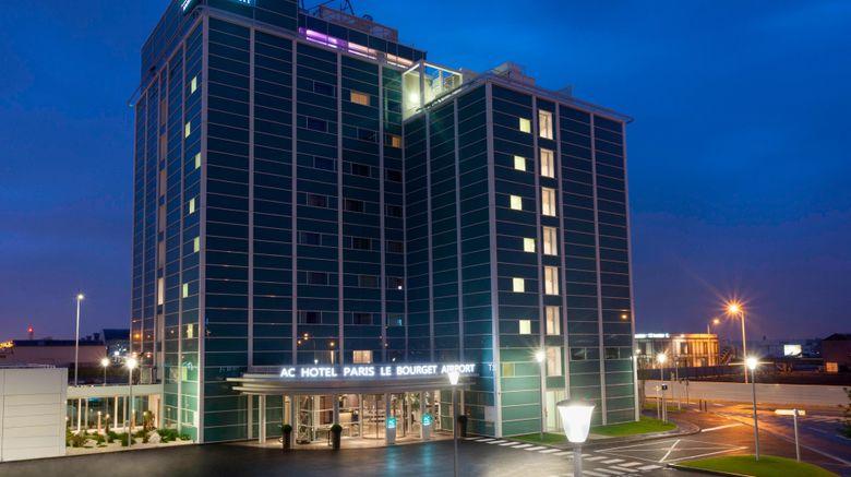 "AC Hotel Paris Le Bourget Airport Exterior. Images powered by <a href=""http://www.leonardo.com"" target=""_blank"" rel=""noopener"">Leonardo</a>."