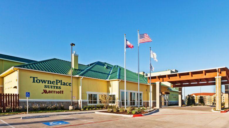"TownePlace Suites Abilene Northeast Exterior. Images powered by <a href=""http://www.leonardo.com"" target=""_blank"" rel=""noopener"">Leonardo</a>."