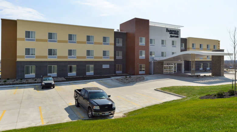 """Fairfield Inn  and  Suites Chillicothe Exterior. Images powered by <a href=""""http://www.leonardo.com"""" target=""""_blank"""" rel=""""noopener"""">Leonardo</a>."""