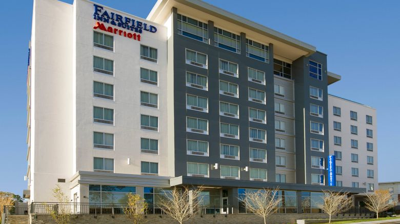 """Fairfield Inn  and  Sts Downtown-The Gulch Exterior. Images powered by <a href=""""http://www.leonardo.com"""" target=""""_blank"""" rel=""""noopener"""">Leonardo</a>."""