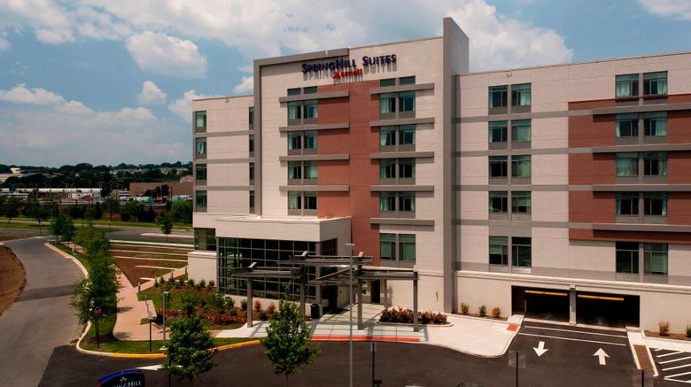 """SpringHill Suites Alexandria Old Town/SW Exterior. Images powered by <a href=""""http://www.leonardo.com"""" target=""""_blank"""" rel=""""noopener"""">Leonardo</a>."""