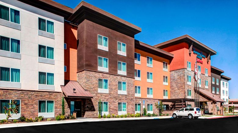 """TownePlace Suites Bakersfield West Exterior. Images powered by <a href=""""http://www.leonardo.com"""" target=""""_blank"""" rel=""""noopener"""">Leonardo</a>."""