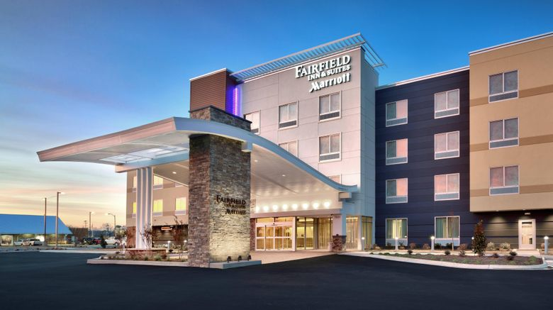 """Fairfield Inn  and  Suites Fort Smith Exterior. Images powered by <a href=""""http://www.leonardo.com"""" target=""""_blank"""" rel=""""noopener"""">Leonardo</a>."""