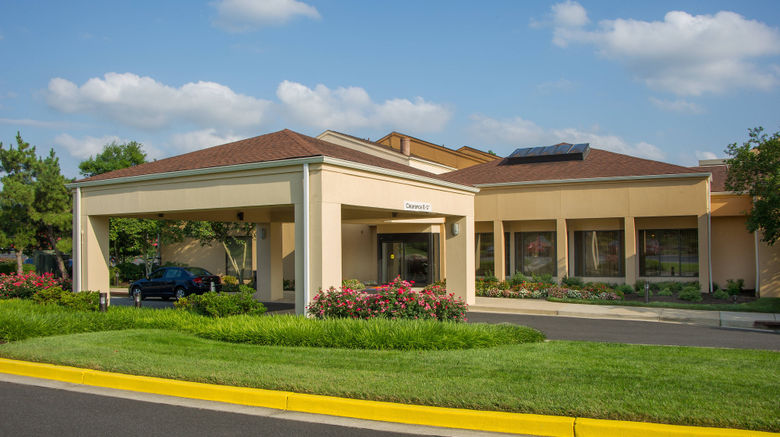 """Courtyard by Marriott Annapolis Exterior. Images powered by <a href=""""http://www.leonardo.com"""" target=""""_blank"""" rel=""""noopener"""">Leonardo</a>."""