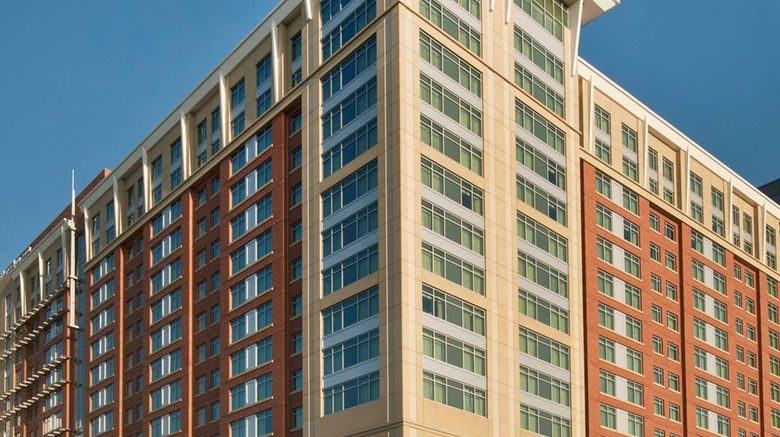 "Residence Inn Arlington Capital View Exterior. Images powered by <a href=""http://www.leonardo.com"" target=""_blank"" rel=""noopener"">Leonardo</a>."