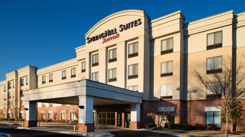 """SpringHill Suites by Marriott Annapolis Exterior. Images powered by <a href=""""http://www.leonardo.com"""" target=""""_blank"""" rel=""""noopener"""">Leonardo</a>."""