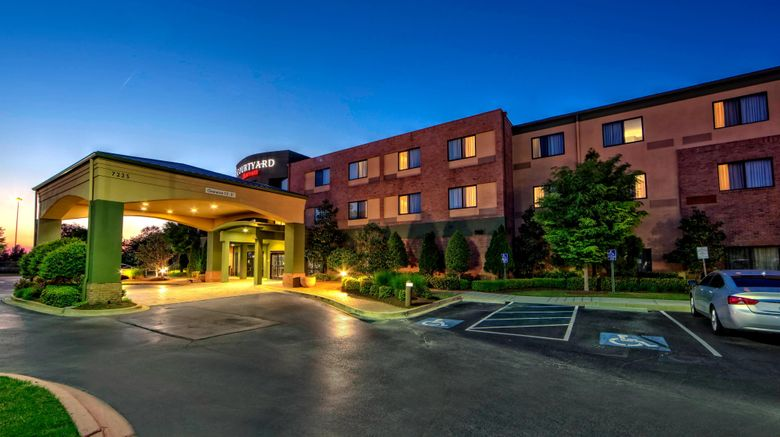 """Courtyard by Marriott Memphis Southaven Exterior. Images powered by <a href=""""http://www.leonardo.com"""" target=""""_blank"""" rel=""""noopener"""">Leonardo</a>."""