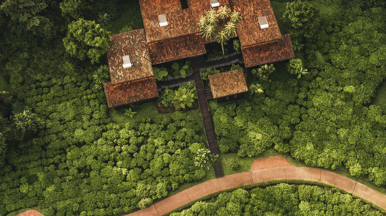 """One and Only Nyungwe House Exterior. Images powered by <a href=""""http://www.leonardo.com"""" target=""""_blank"""" rel=""""noopener"""">Leonardo</a>."""