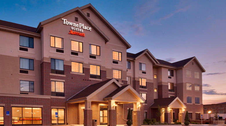 """TownePlace Suites Vernal Exterior. Images powered by <a href=""""http://www.leonardo.com"""" target=""""_blank"""" rel=""""noopener"""">Leonardo</a>."""