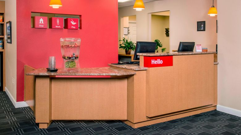 """TownePlace Suites by Marriott Clinton Lobby. Images powered by <a href=""""http://www.leonardo.com"""" target=""""_blank"""" rel=""""noopener"""">Leonardo</a>."""