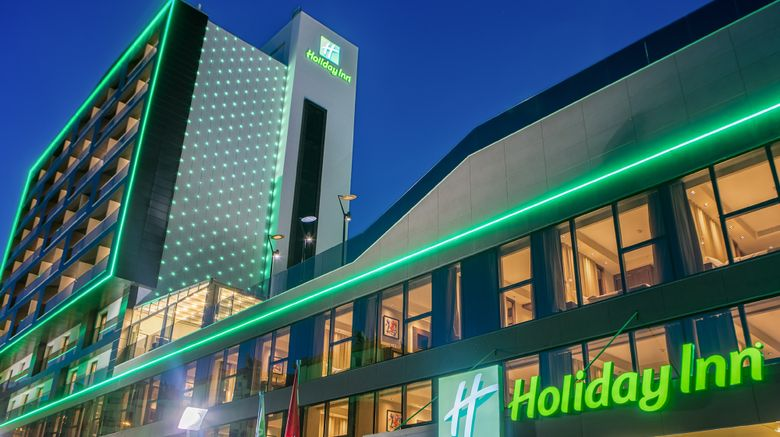 "Holiday Inn Antalya-Lara Exterior. Images powered by <a href=""http://www.leonardo.com"" target=""_blank"" rel=""noopener"">Leonardo</a>."