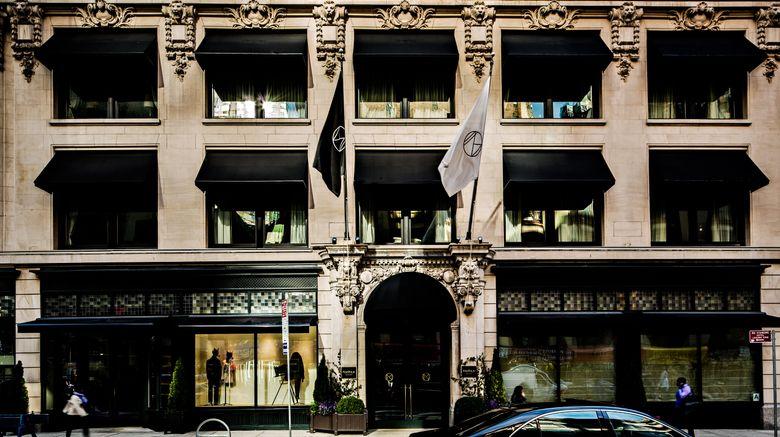 "NoMad Hotel Exterior. Images powered by <a href=""http://www.leonardo.com"" target=""_blank"" rel=""noopener"">Leonardo</a>."