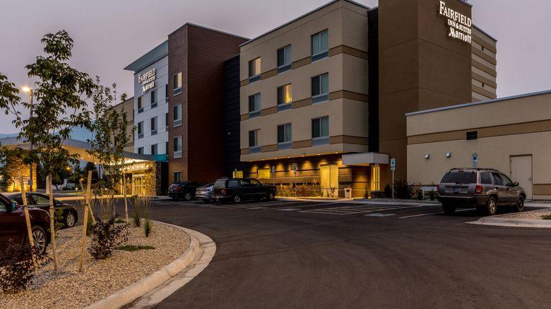 "Fairfield Inn  and  Suites Butte Exterior. Images powered by <a href=""http://www.leonardo.com"" target=""_blank"" rel=""noopener"">Leonardo</a>."